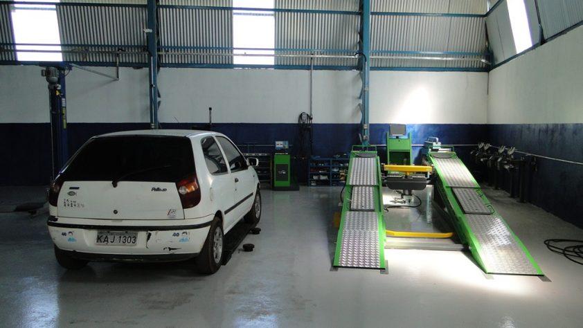 Alinhamento - Lider Auto Center