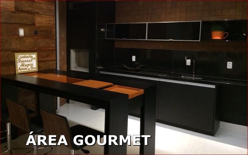 Área Gourmet - Arte Módulos WM