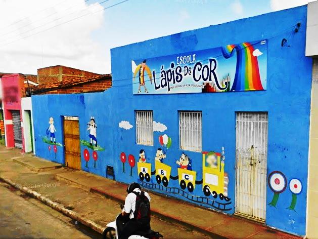 Escola Lápis de Cor